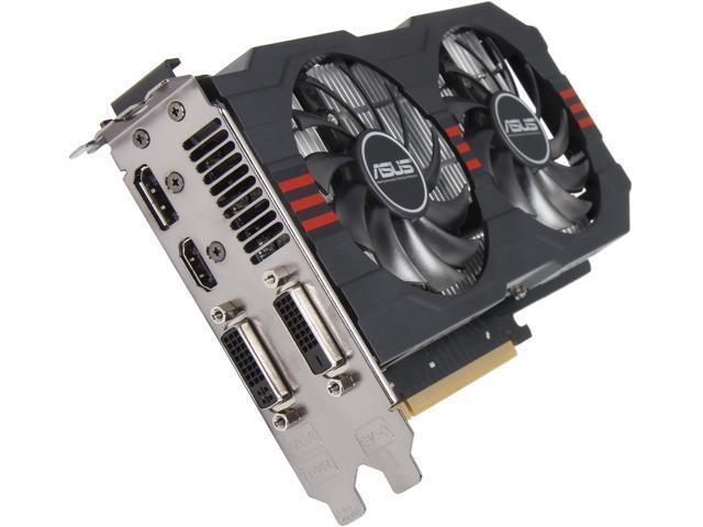 ASUS R7250X-2GD5 Radeon R7 250X 2GB GDDR5 PCI Express 3.0 Video Card