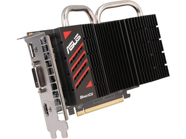 ASUS GTX750-DCSL-2GD5 GeForce GTX 750 2GB 128-Bit GDDR5 PCI Express 3.0 HDCP Ready Video Card