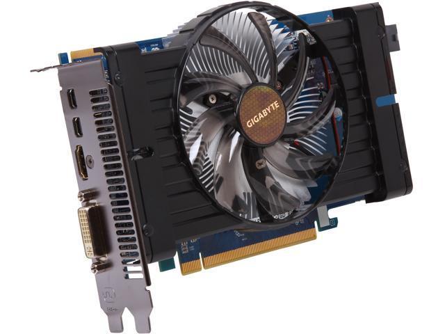 GIGABYTE GV-R725XOC-1GD Radeon R7 250X 1GB 128-Bit GDDR5 PCI Express 3.0 HDCP Ready Video Card