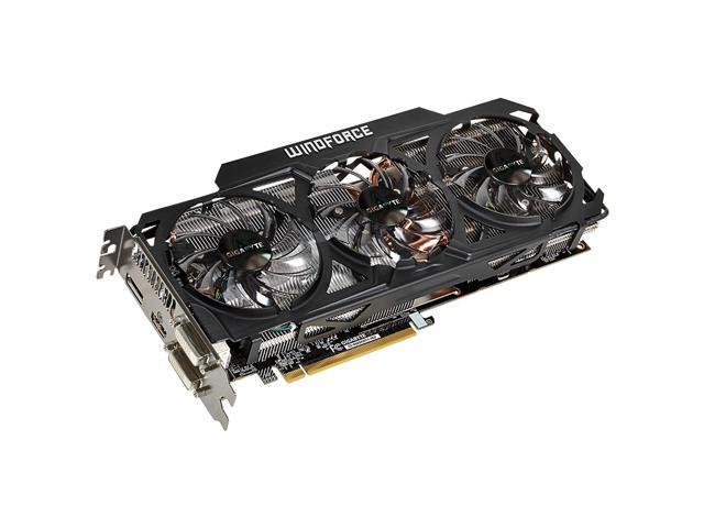Gigabyte GV-R929XWF3-4GD Radeon R9 290X Graphic Card - 1000 MHz Core - 4 GB GDDR5 SDRAM - PCI Express 3.0