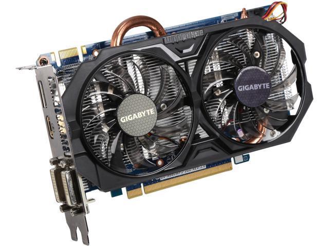 GIGABYTE GV-N660WF2-2GD (rev. 2.0) GeForce GTX 660 2GB 192-Bit GDDR5 PCI Express 3.0 SLI Support Video Card
