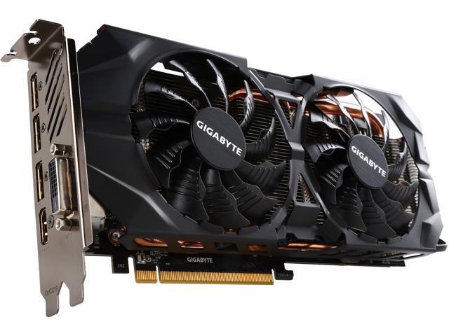 GIGABYTE GV-R939XG1 GAMING-8GD Radeon R9 390X 8GB 512-Bit GDDR5 PCI Express 3.0 HDCP Ready ATX Video Card