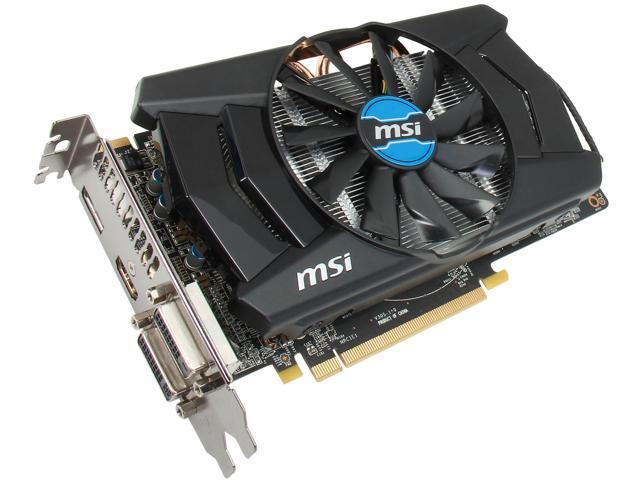 MSI R7 265 2GD5 OC 2GB 256-Bit GDDR5 PCI Express 3.0 HDCP Ready CrossFireX Support Video Card (Mail In Rebate $20.0 Expires 01/31/15) (Mail In ...
