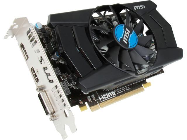MSI R7 250X 1GD5 1GB 128-Bit GDDR5 PCI Express 3.0 HDCP Ready Video Card (Mail In Rebate $20.0 Expires 01/31/15) (Mail In Rebate $20.00 Expires ...