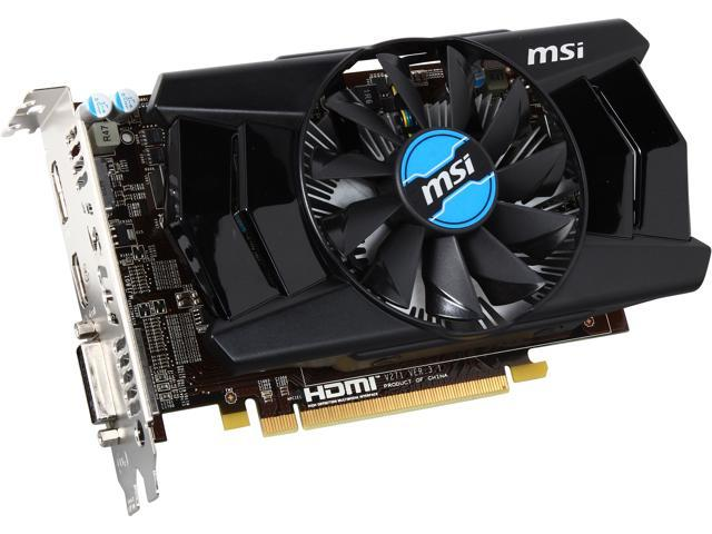 MSI R7 250X 2GD5 Radeon R7 250X 2GB 128-Bit GDDR5 HDCP Ready Video Card (Mail In Rebate $20.0 Expires 01/31/15) (Mail In Rebate $20.00 Expires ...