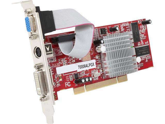 VisionTek VTK Rad7K 64P Radeon 7000 64MB 64-Bit DDR PCI Video Card