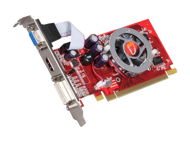 VisionTek 900270 Radeon HD 4350 512MB 64-Bit DDR2 PCI Express 2.0 x16 Low Profile Ready Video Card