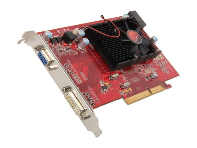 VisionTek 900374 Radeon HD 3450 512MB 64-Bit DDR2 AGP 8X Video Card