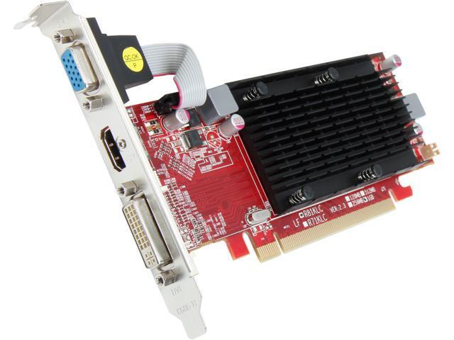 VisionTek 900358 Radeon HD 5450 1GB DDR3 PCI Express 2.0 x16 HDCP Ready Video Card