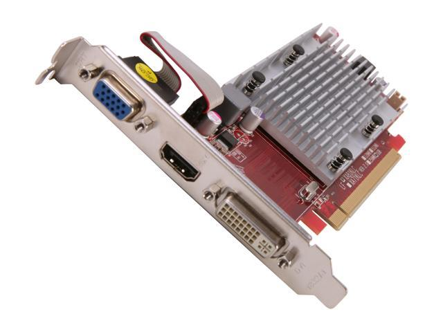 VisionTek 900479 Radeon HD 6350 1GB DDR3 PCI Express 2.1 x16 HDCP Ready Video Card