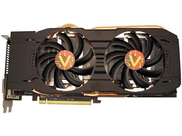 VisionTek 900653 Radeon R9 290 4GB 512-Bit GDDR5 PCI Express 3.0 CrossFireX Support Video Card