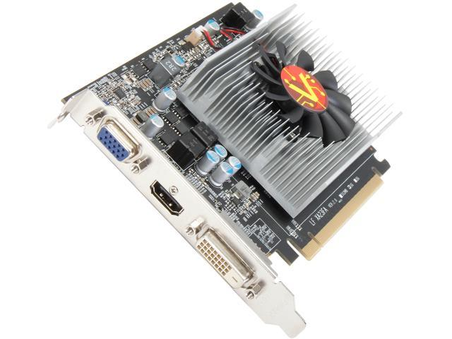 VisionTek 900649 Radeon R7 250 1GB 128-Bit GDDR5 PCI Express 3.0 CrossFireX Support Video Card