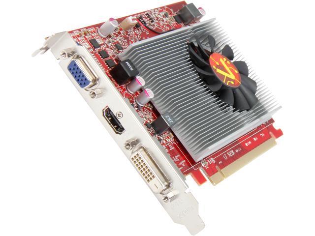VisionTek 900648 Radeon R7 240 2GB 128-Bit DDR3 PCI Express 3.0 CrossFireX Support Video Card