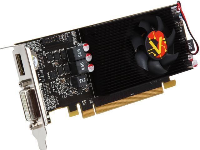 VisionTek 900702 Radeon R7 250 1GB 128-Bit GDDR5 PCI Express 3.0 SFF Video Card