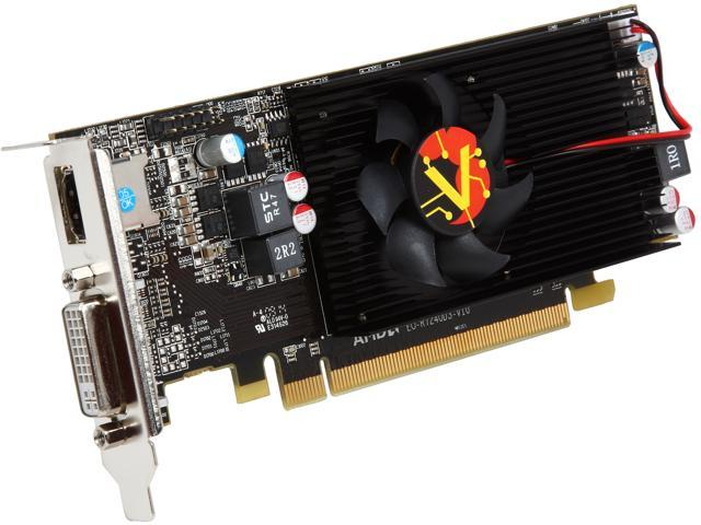 Visiontek Radeon R7 240 SFF 2GB DDR3 (DIV-D, HDMI, VGA*)