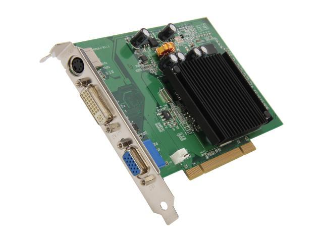 EVGA 512-P1-N402-RX GeForce 6200 512MB 64-Bit DDR2 PCI 2.1 Video Card
