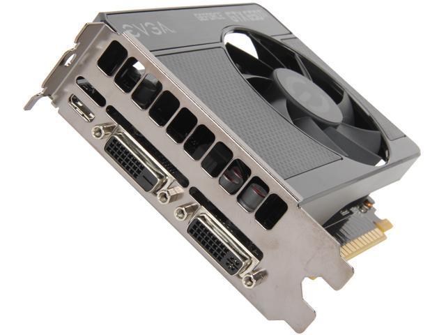 EVGA 01G-P4-3650-RX GeForce GTX 650 Ti 1GB 128-Bit GDDR5 PCI Express 3.0 x16 HDCP Ready Video Card