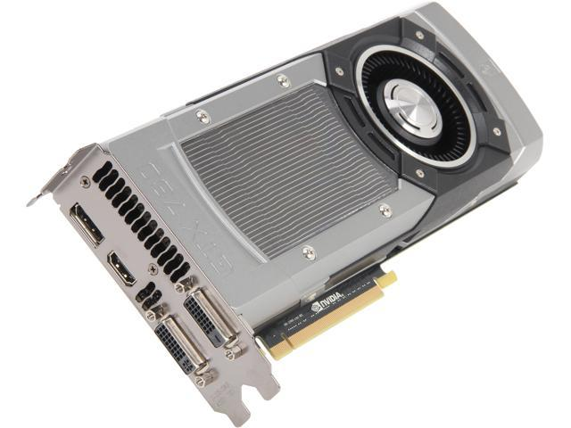 EVGA GeForce GTX 700 SuperClocked GeForce GTX 780 DirectX 12 (feature level 11_0) 03G-P4-2783-KR Video Card