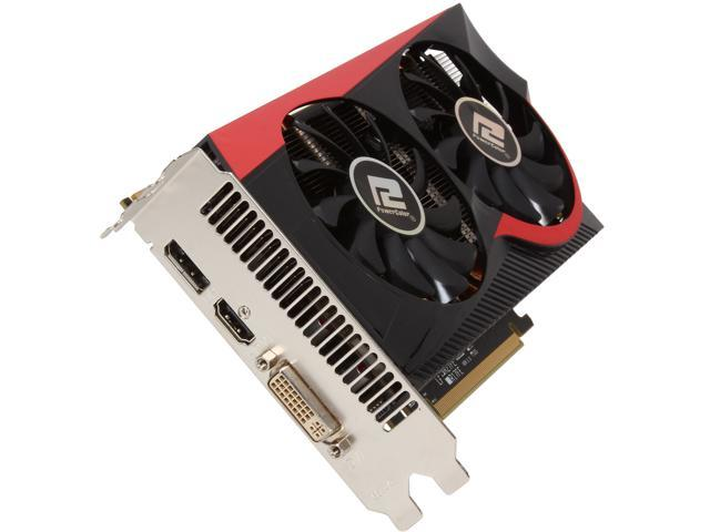 PowerColor TurboDuo AXR9 270 2GBD5-TDHE/OC Radeon R9 270 2GB 256-Bit GDDR5 PCI Express 3.0 CrossFireX Support Video Card