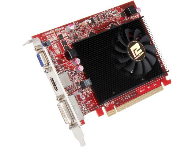 PowerColor AXR7 240 2GBK3-HV2E/OC Radeon R7 240 2GB 128-Bit DDR3 PCI Express 3.0 HDCP Ready CrossFireX Support Video Card