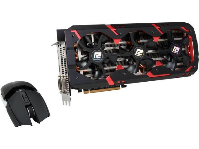PowerColor Devil 13 Dual Core AXR9 290X II 8GBD5 Radeon R9 290X 8GB 1024 (512 x 2)-Bit GDDR5 PCI Express 3.0 HDCP Ready CrossFireX Support ...