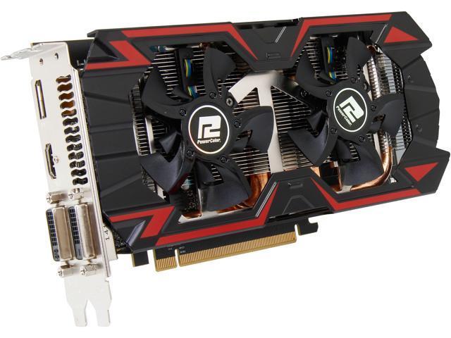PowerColor AXR9 285 2GBD5-TDHE Radeon R9 285 2GB 256-Bit GDDR5 PCI Express 3.0 Video Card