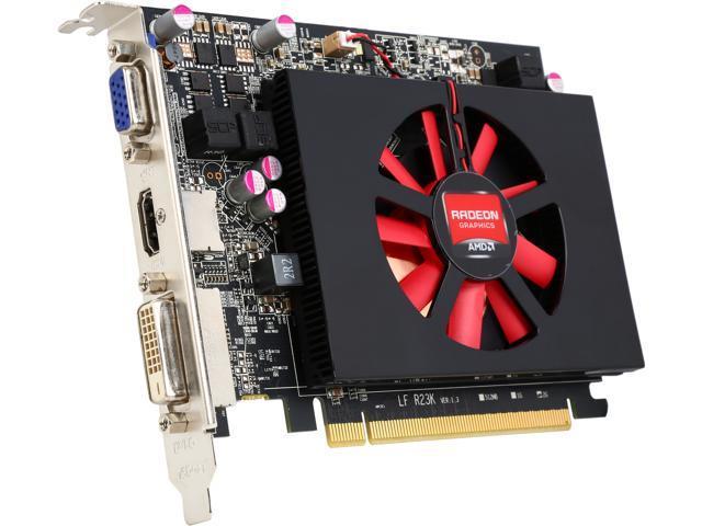 PowerColor AFT AXR7 250 2GBK3-HV3E/OC Radeon R7 250 2GB 128-Bit DDR3 PCI Express 3.0 ATX Video Card