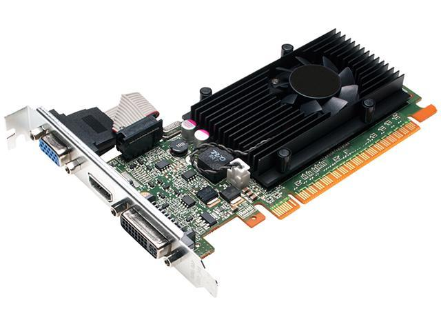 NVIDIA GeForce GT 610 1GB Video Card with 300 Watts Power Supply