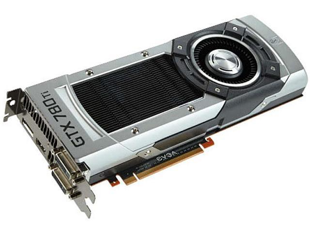 NVIDIA VC-244-101 GeForce GTX 780 Ti 3GB GDDR5 Video Card