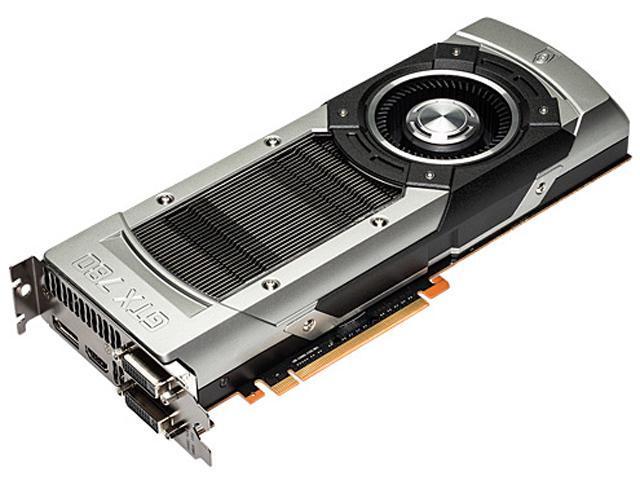 NVIDIA VC-237-101 GeForce GTX 780 3GB Video Card