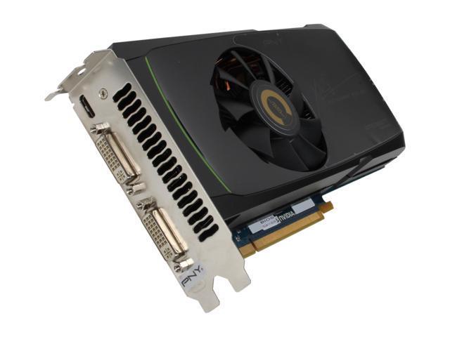 PNY RVCGGTX560TXXB-OC GeForce GTX 560 Ti (Fermi) 1GB GDDR5 PCI Express 2.0 x16 HDCP Ready SLI Support Video Card