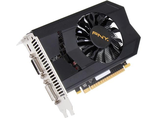 PNY GeForce GTX 650 DirectX 11 VCGGTX650XPB 2GB 128-Bit GDDR5 PCI Express 3.0 x16 Video Card