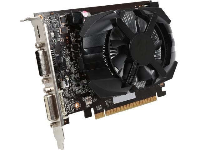 PNY RVCGGTX650XXB GeForce GTX 650 2GB 128-Bit GDDR5 PCI Express 3.0 x16 Video Card Manufactured Recertified