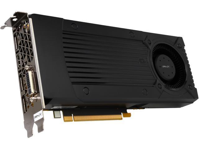 PNY GeForce GTX 960 VCGGTX9604XPB 4GB 128-Bit GDDR5 PCI Express 3.0 x16 SLI Support XLR8 Video Card (Mail In Rebate $30.0 Expires 08/31/15) (Mail ...