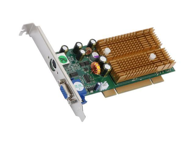 JATON Video-338PCI-LX GeForce 6200 256MB 64-Bit DDR PCI Low Profile Ready Video Card