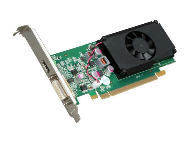 JATON Video-PX628-DLP GeForce 210 512MB 128-Bit DDR2 PCI Express 2.0 x16 Low Profile Ready Video Card