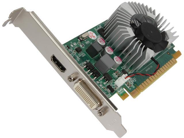 JATON Video-PX658-DLP-LX GeForce GT 630 1GB DDR3 PCI Express x16 Low Profile Ready Video Card