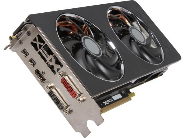 XFX Double D R9-270X-CDFC Radeon R9 270X 2GB 256-Bit GDDR5 PCI Express 3.0 x16 HDCP Ready Video Card (Mail In Rebate $30.0 Expires 11/30/14) ...