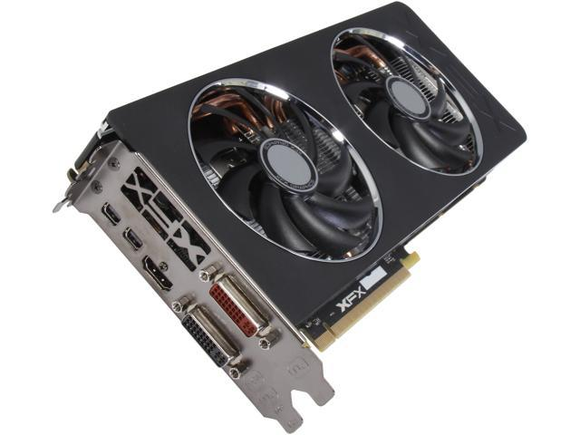 XFX R9-270X-CDBC Radeon R9 270X 2GB 256-Bit GDDR5 PCI Express 3.0 HDCP Ready CrossFireX Support Video Card (Mail In Rebate $30.0 Expires ...