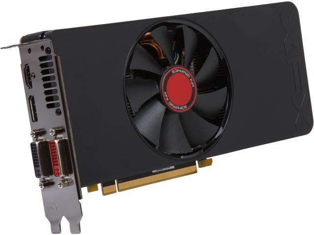XFX Core Edition R7-265A-CNF4 Radeon R7 265 2GB 256-Bit GDDR5 PCI Express 3.0 HDCP Ready CrossFireX Support Video Card