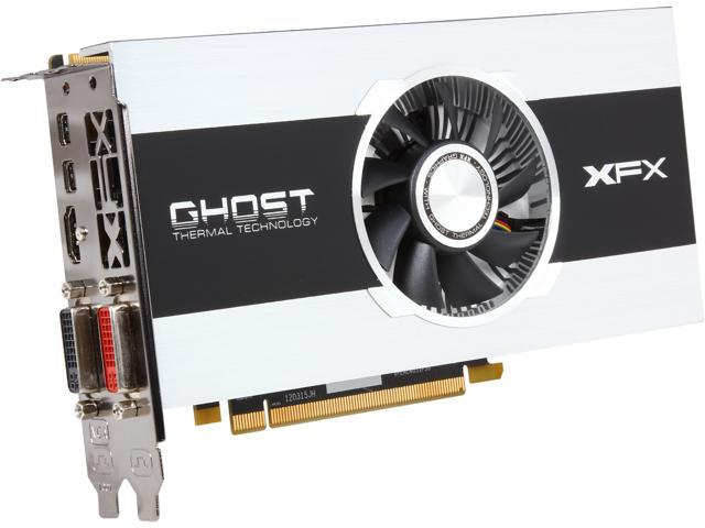 XFX R7-265A-CNJ4 Radeon R7 265 2GB 256-Bit DDR5 PCI Express 3.0 x16 CrossFireX Support Video Card