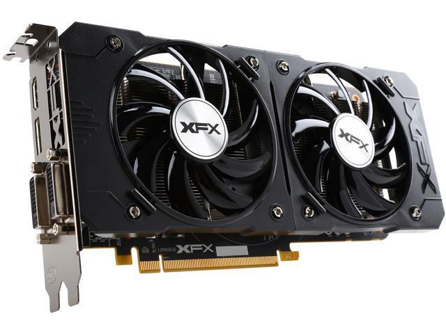XFX R7-370P-2255 Radeon R7 370 2GB 256-Bit GDDR5 PCI Express 3.0 CrossFireX Support Video Card