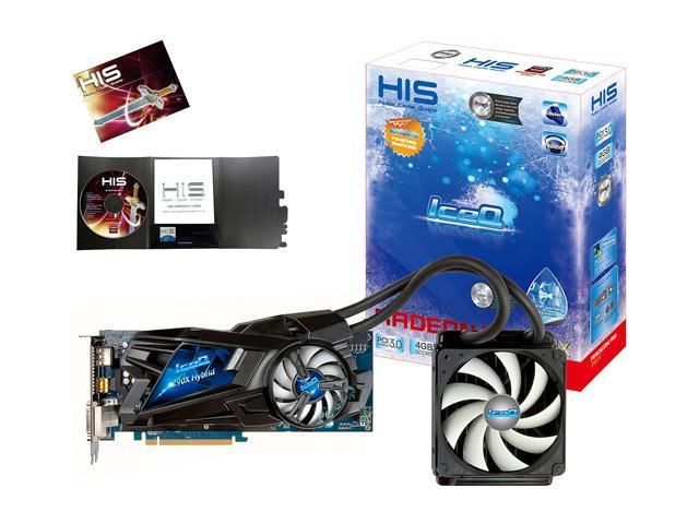 HIS IceQ H290XQH4GD Radeon R9 290X 4GB 512-Bit GDDR5 PCI Express 3.0 x16 HDCP Ready CrossFireX Support Video Card
