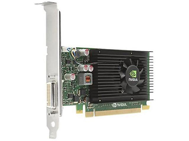 HP Promo NVS 315 E1C65AT 1GB DDR3 PCI Express x16 Low Profile Graphics Card