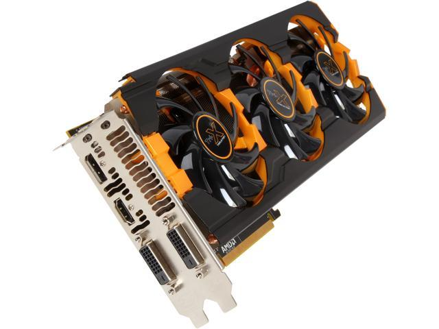 SAPPHIRE TRI-X OC 100361-2SR Radeon R9 290X 4GB 512-Bit GDDR5 PCI Express 3.0 CrossFireX Support Video Card
