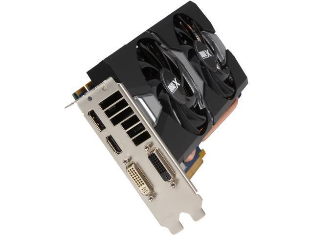 SAPPHIRE DUAL-X OC 11221-00-20G Radeon R9 280X 3GB 384-Bit GDDR5 PCI Express 3.0 CrossFireX Support UEFI BIOS Support Video Card