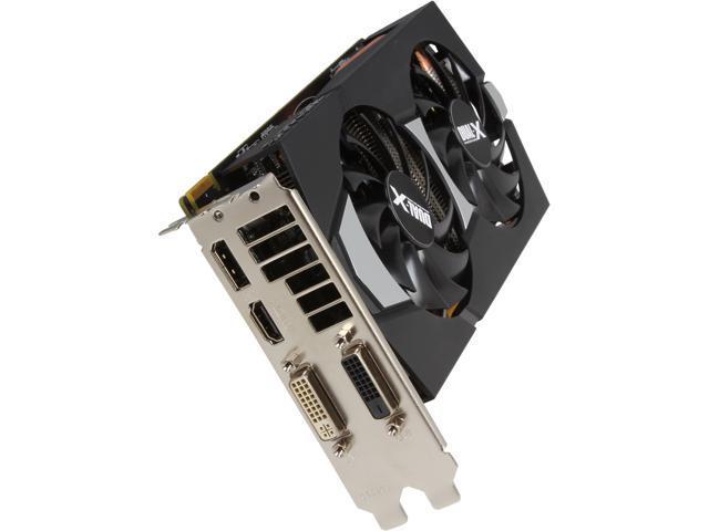 SAPPHIRE DUAL-X 100365L Radeon R9 270 2GB 256-Bit GDDR5 PCI Express 3.0 Video Card With BOOST & OC