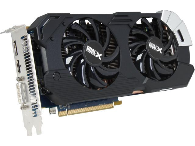 SAPPHIRE DUAL-X 100314-4L Radeon HD 6970 2GB 256-Bit GDDR5 PCI Express 2.0 x16 Video Card