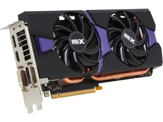 SAPPHIRE 100374OCL Radeon R9 285 2GB 256-Bit GDDR5 PCI Express 3.0 CrossFireX Support Video Card