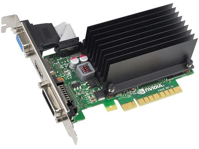 EVGA 02G-P3-2724-KR GeForce GT 720 2GB 64-Bit DDR3 PCI Express 2.0 Video Card